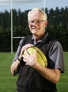 Tom Brock Scholar Bill Greenwood